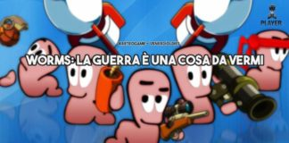 WORMS retrogaming