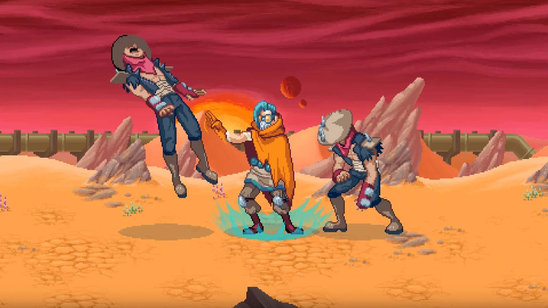 way of the passive fist ko one touch