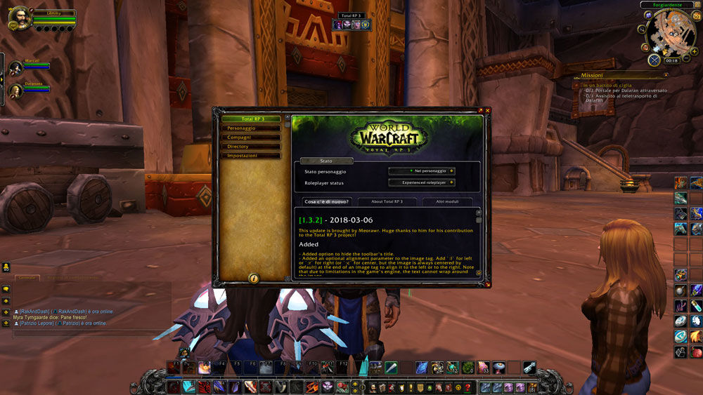 dating mondo di single Warcraft