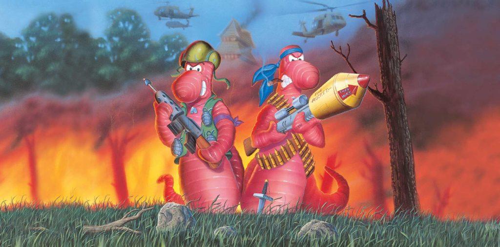Worms copertina 1