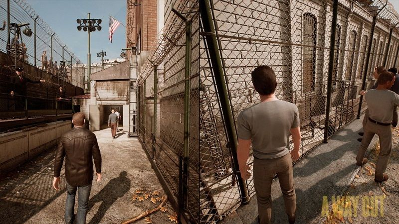a way out guida