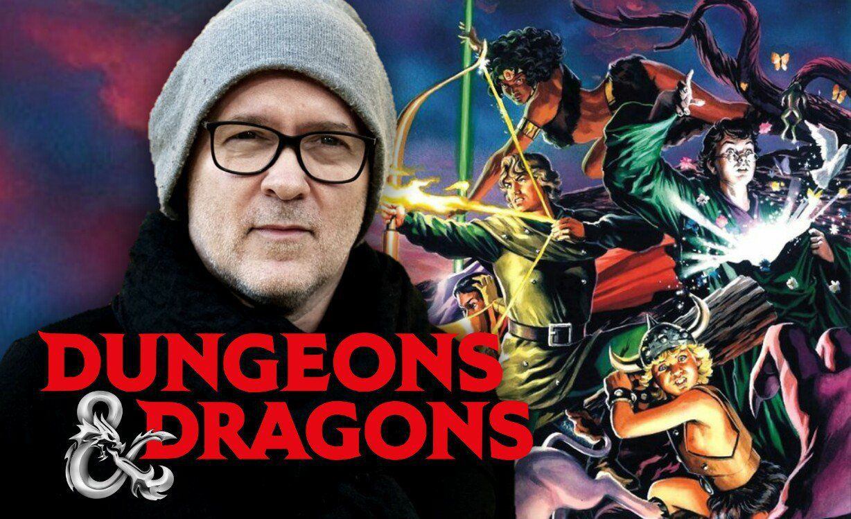 Dungeons & Dragons the movie Chris MacKay