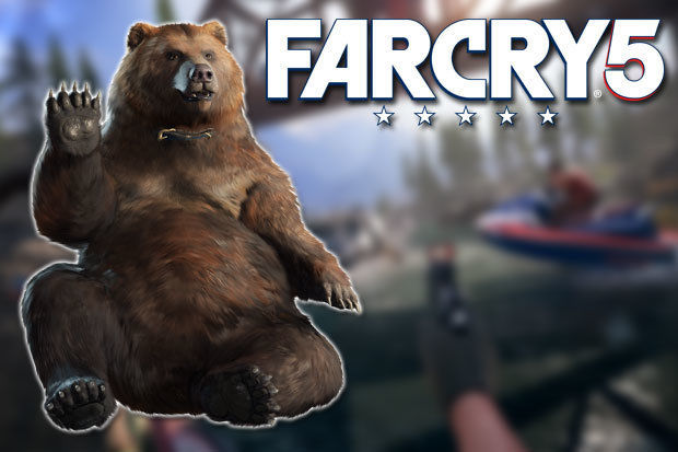 far cry 5 orso