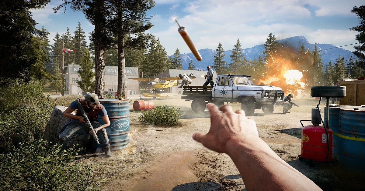 guida far cry 5