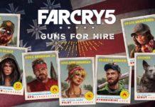far cry 5 alleati