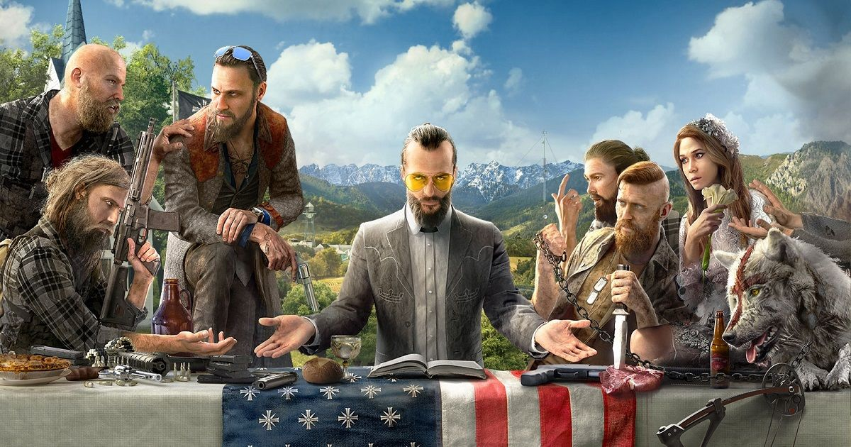 far cry 5 easter egg IT