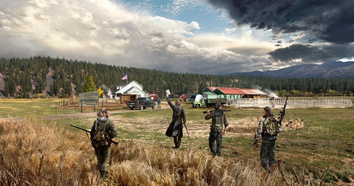 far cry 5 campagna principale
