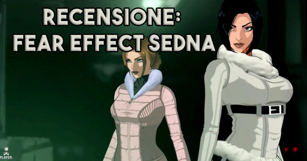 fear effect sedna recensione
