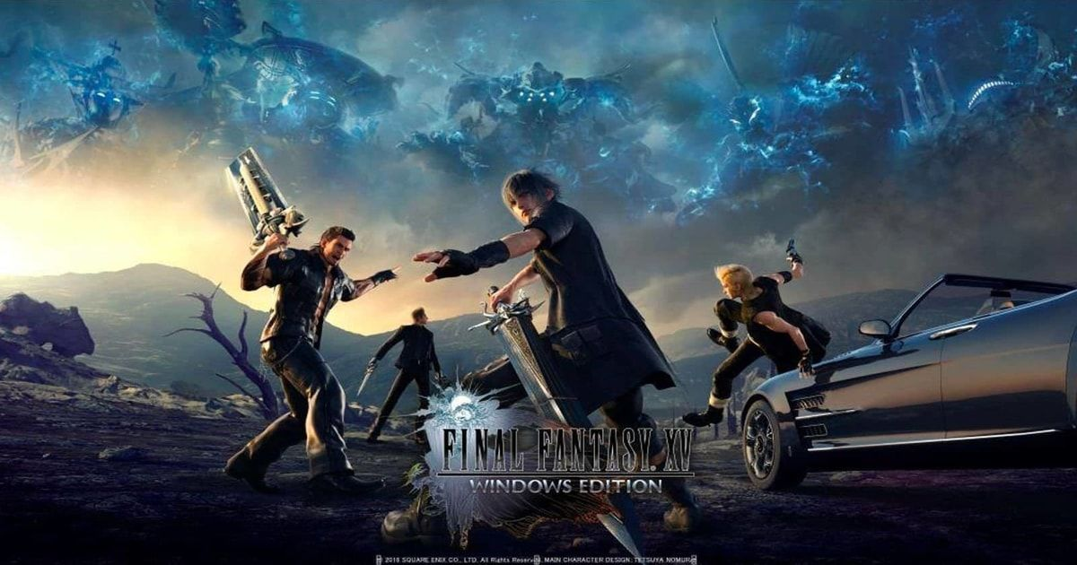 final fantasy xv crack