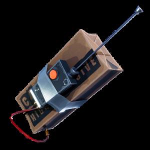 Fortnite guida armi esplosivi a distanza C4