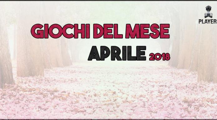 giochi del mese aprile 2018