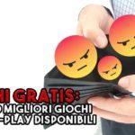 giochi gratis free to play