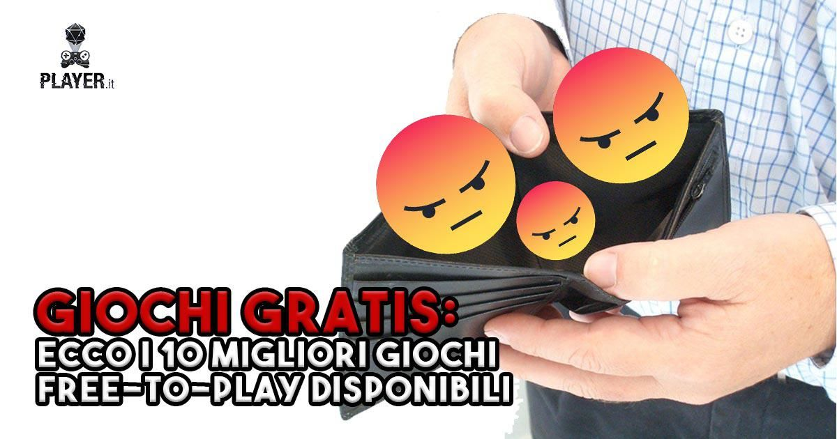 giochi gratis free to play