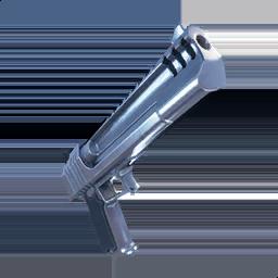 Fortnite pistola pesante desert eagle