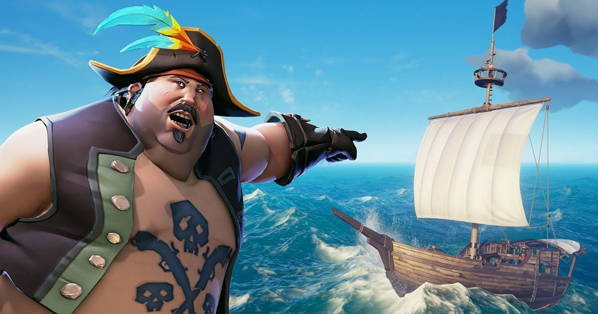 Rare dà il via all'ultima Beta di Sea of Thieves