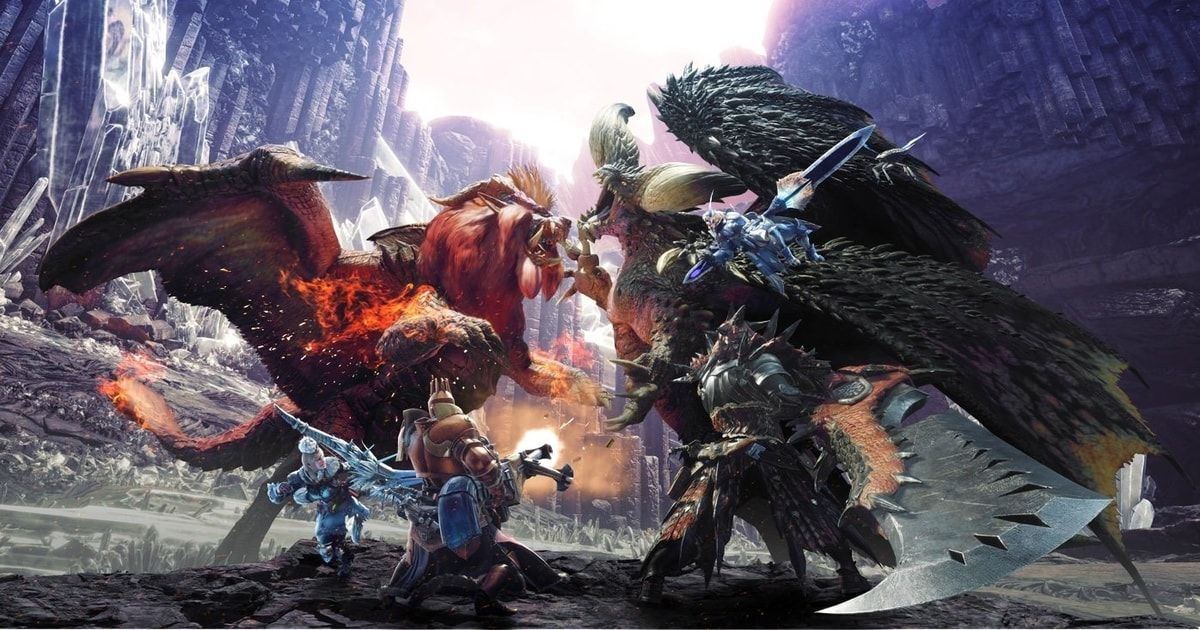 monster hunter world copie vendute