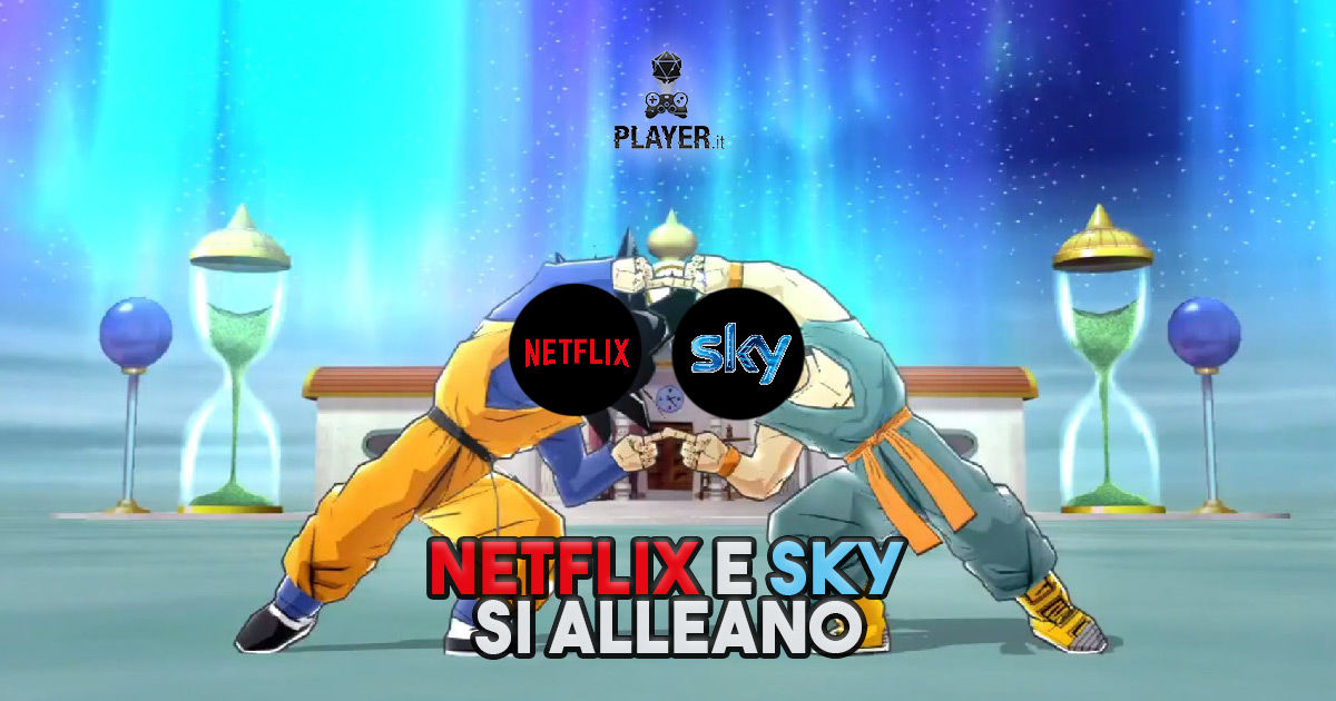 Netflix, Sky