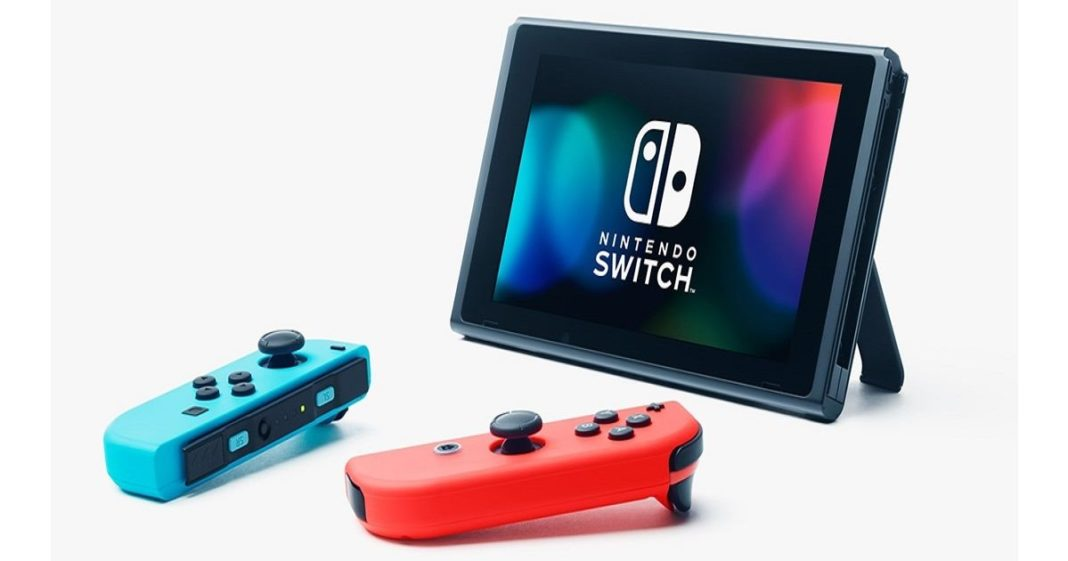 nintendo switch firmware 5.0.0