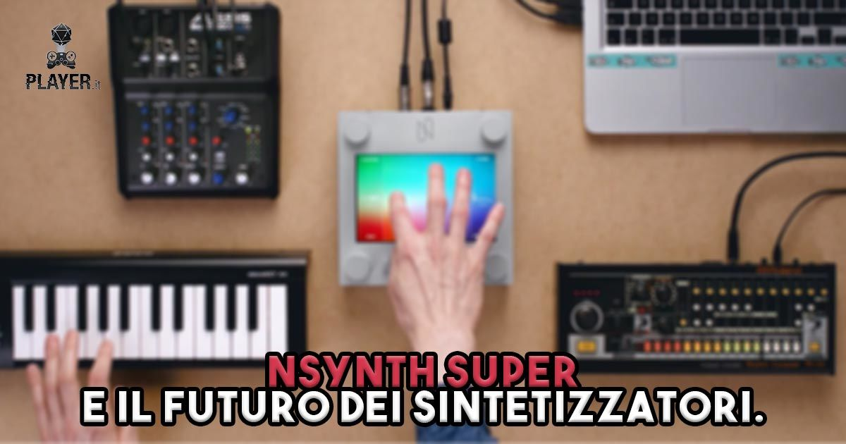 Nsynth Super