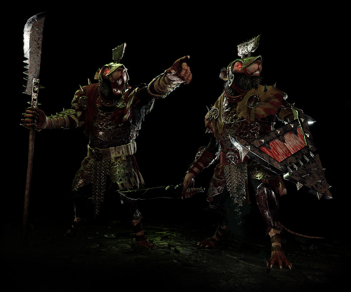 vermintide 2 kruber weapon guide