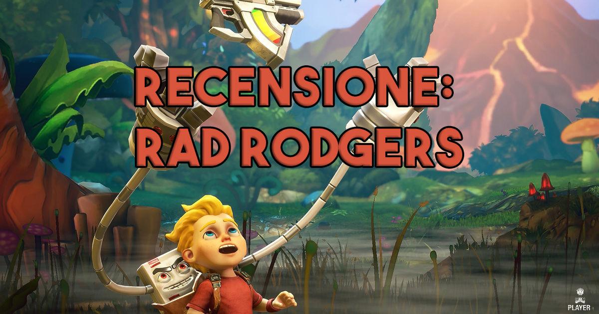 recensione rad rodgers