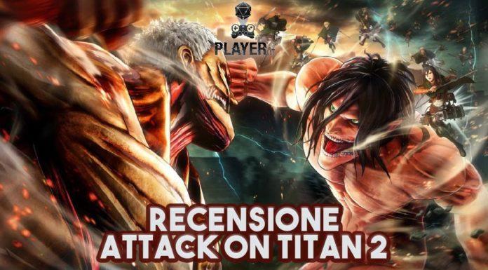 Recensione: Attack on Titan 2