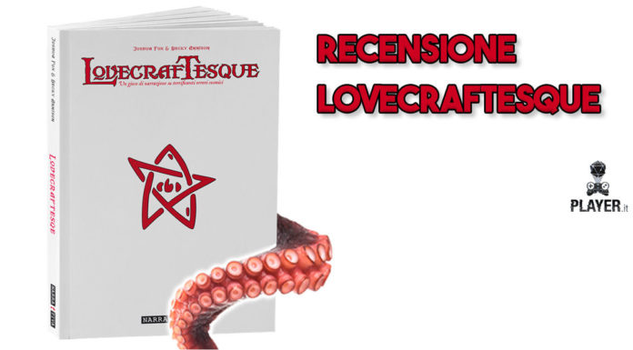 Lovecraftesque è un gioco di ruolo one-shot per raccontare la storia di un protagonista solitario, alla mercé di strani e terribili eventi, che culminano in uno sconvolgente orrore finale. Vi permette di dare sfogo alla vostra immaginazione ricalcando fedelmente la struttura dei racconti di H.P. Lovecraft.