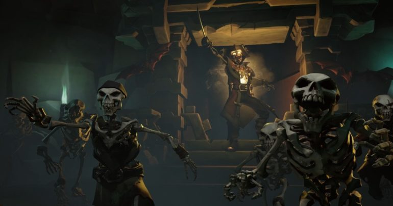 sea of thieves 1 milione di giocatori