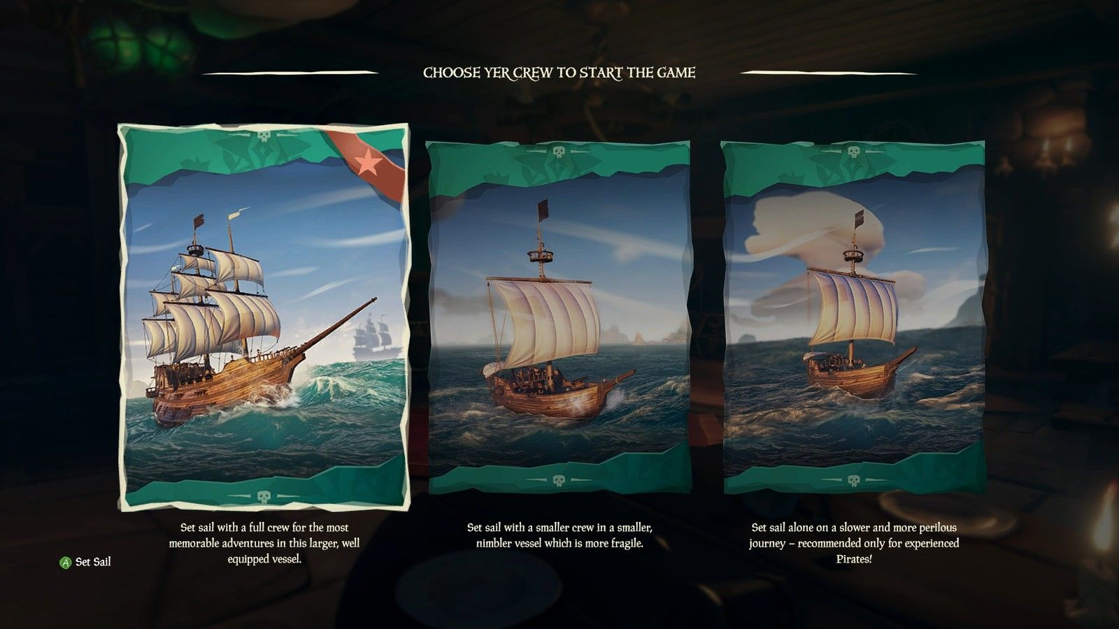 guida sea of thieves ciurma