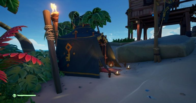 guida sea of thieves