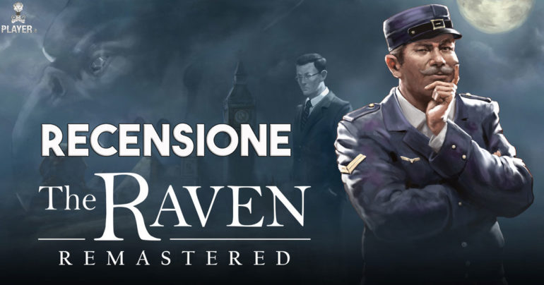 recensione the raven remastered