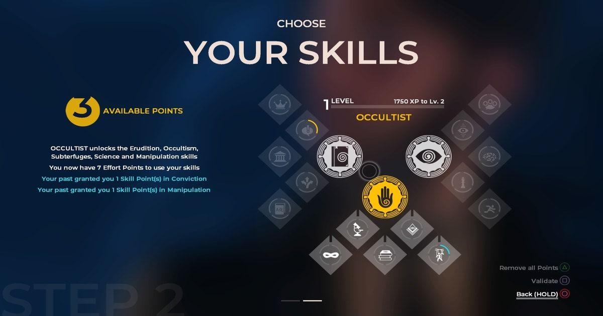 the council abilità