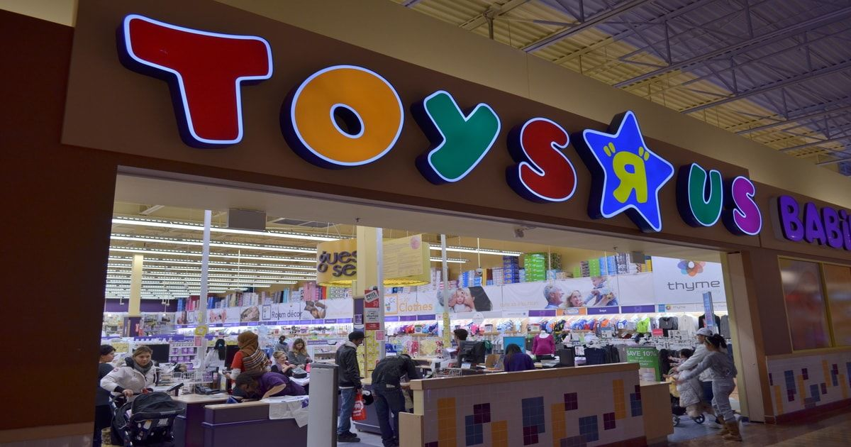 toy r us chiude