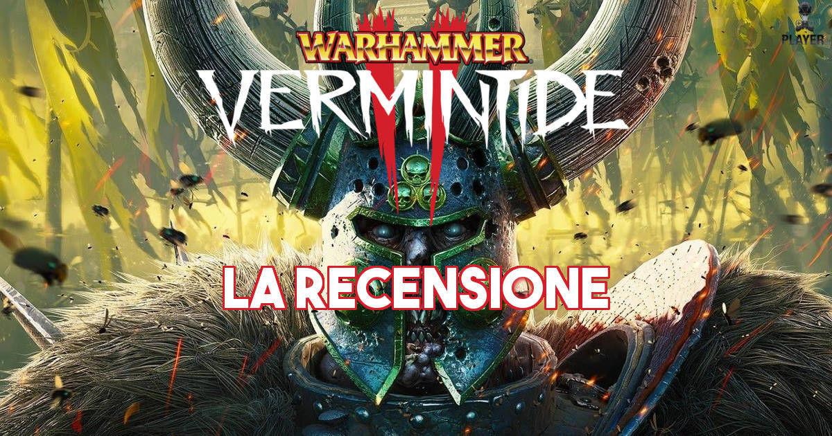 Recensione di Warhammer Vermintide 2