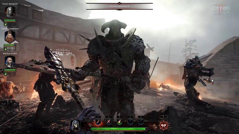 warhammer: vermintide 2 victor saltzpyre