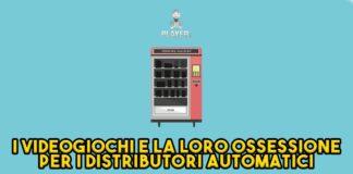Videogiochi distributori automatici