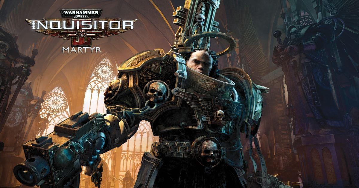 warhammer 40k inquisitor martyr release