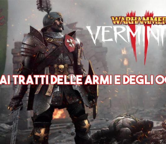 Warhammer Vermintide 2, guida ai tratti delle armi e degli oggetti