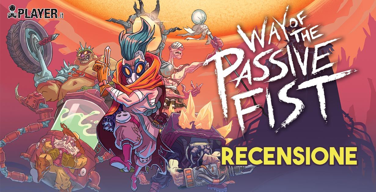 way of the passive fist ps4