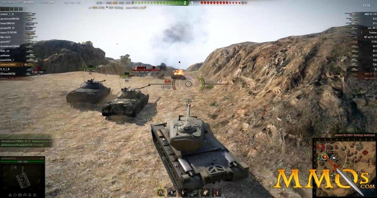 world of tanks giochi gratis