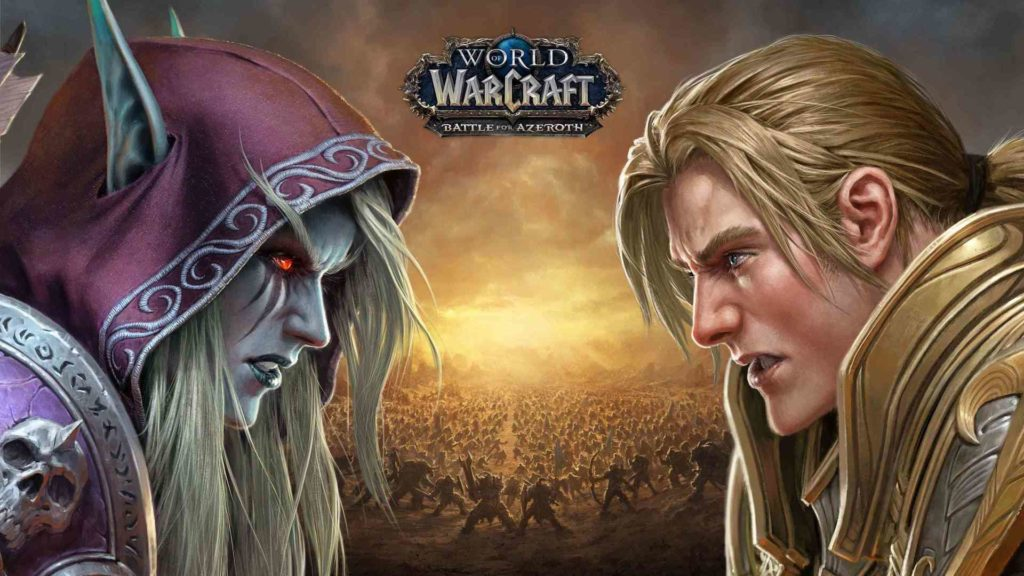 word of warcraft Battle For Azeroth
