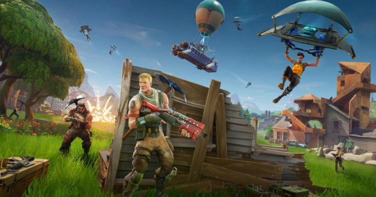 Fortnite Battle Royale Update 3.5, arriva il Fortatile