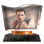 Yakuza 6 trofei