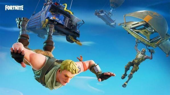 Fortnite arriva in cina con tencent