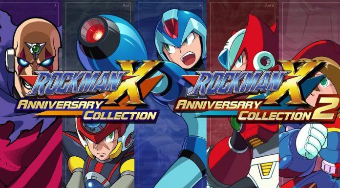 Capcom annuncia Megaman X Legacy Collection 1 + 2