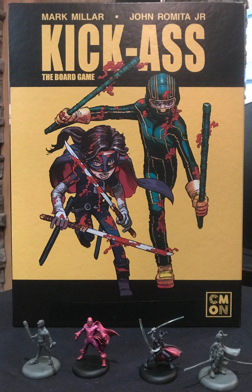 Kick Ass: The Board Game