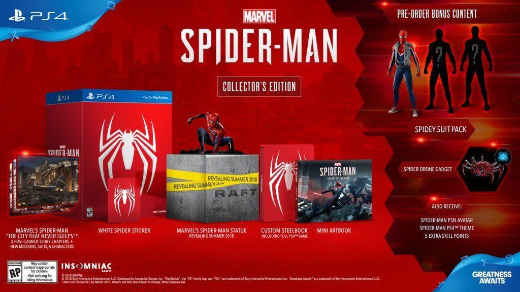 Spiderman annunciato