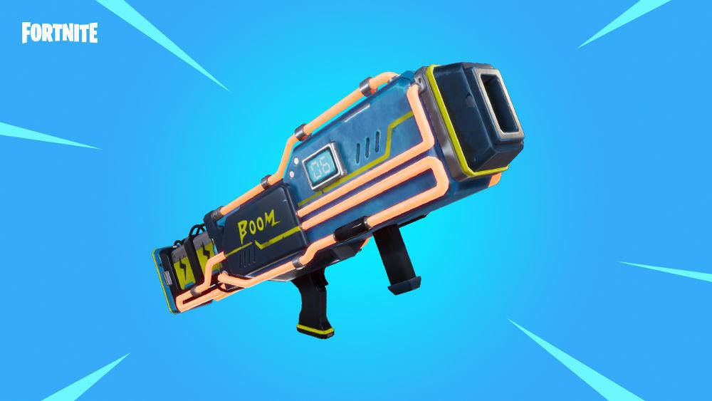 Fortnite Noble Launcher
