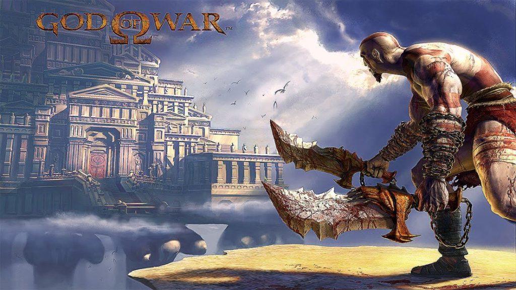 god of war storia