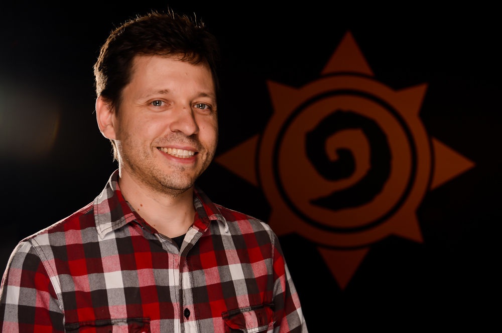 mike donais, magic, blizzard, hearthstone
